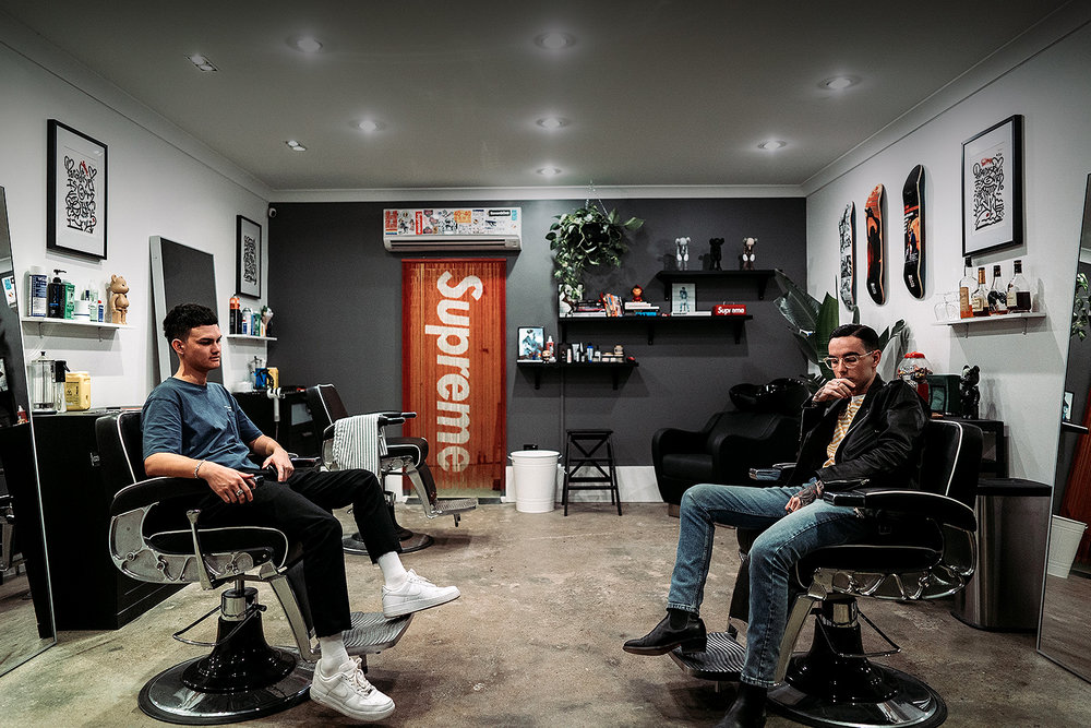 "Todd Page  – Founder of ""Seven & One Studio"" & Elite Barbering Trainer"